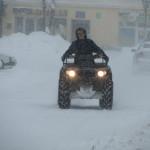 Снігова стихія на Дрогобичині
