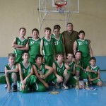 Турнір з баскетболу у Дрогобичі