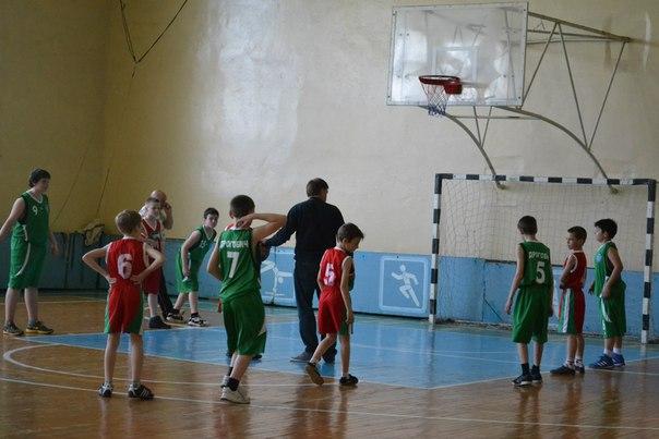 Турнір з баскетболу - Дрогобич