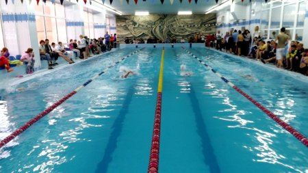 новини Трускавця - турнір з плавання