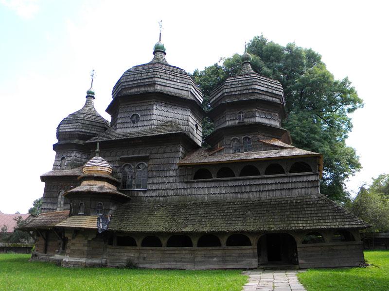 церкви Дрогобича