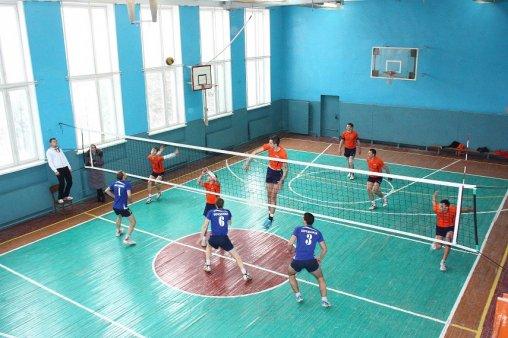 спорт на Дрогобиччині - волейбол