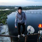 Український прапор над москвою