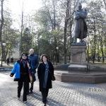 гості з Латвії - Дрогобич