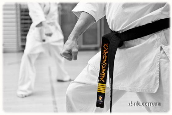змагання з карате - Дрогобич