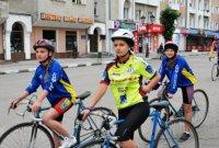Велопробіг «Святині України Богу та Світу»