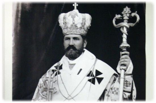 Владика Шептицький - український Мойсей