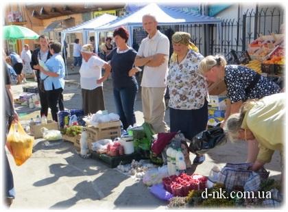 ринок Дрогобича