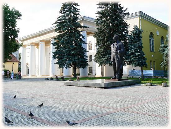 культура Дрогобича