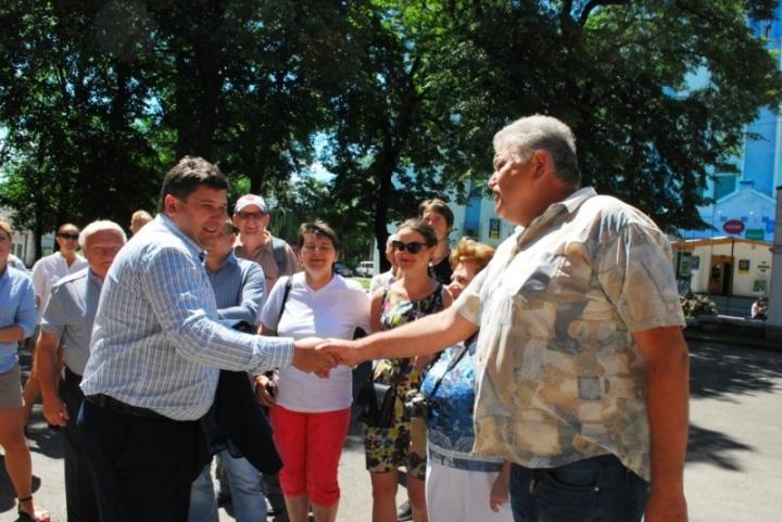 делегація з Вроцлава