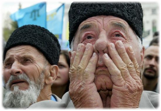 кримчани в Дрогобичі