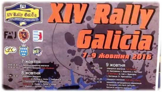 Чемпіонат України з ралі