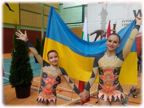 чемпіонки з Дрогобича