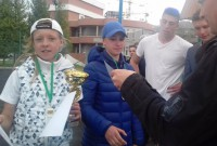 чемпіонат з тенісу