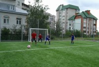 Футбольний майданчик