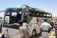 Напад на автобус