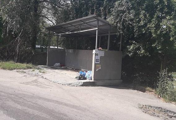 сміття в Трускавці