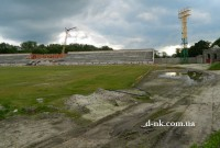 стадіон в Дрогобичі