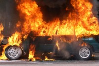 горіли машини