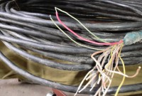 крадіжки кабеля