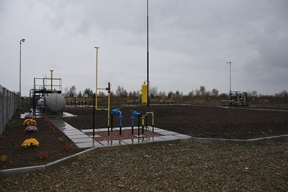 Газ на Дрогобиччині