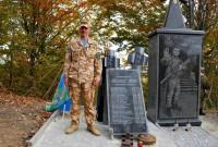 Меморіал воїнам
