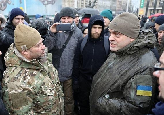 Сутичка на Майдані
