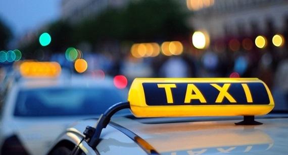таксі Борислава