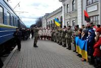 Флешмоб у Дрогобичі