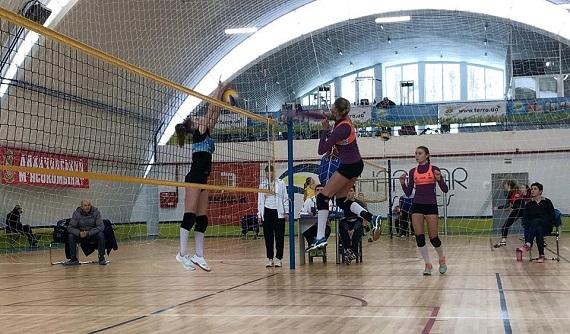 Чемпіонат з волейболу
