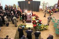 Похорон офіцера