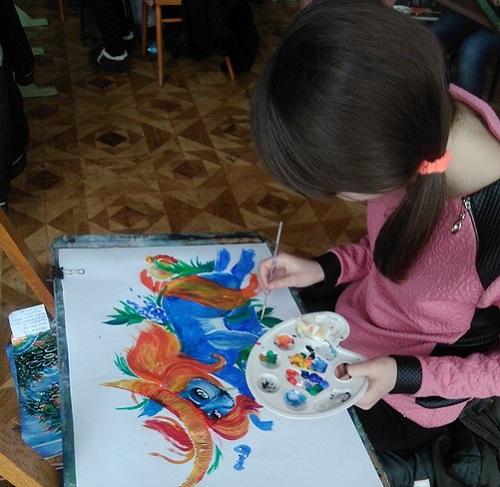 Таланти твої, Україно