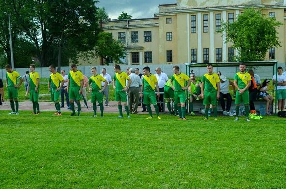 футбол у Дрогобичі