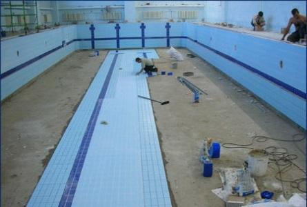 плитка для басейну