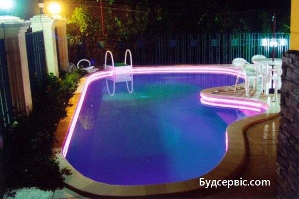 приватні басейни