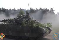 Українські вояки