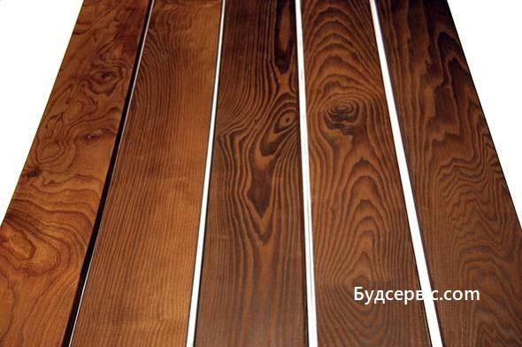 Дерев'яний сайдинг