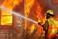 пожежа у Стебнику