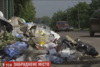 сміття в Дрогобичі