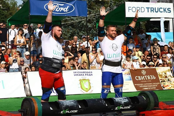 турнір стронгменів