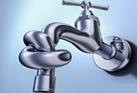 без водопостачання