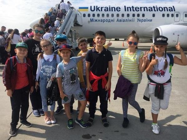 Діти на Кіпрі