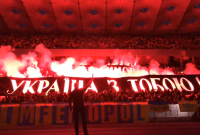 В Києві пройшла потужна акція на підтримку Сєнцова