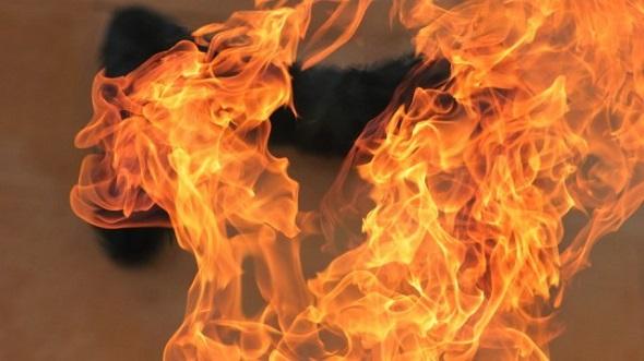 пожежа в Летні