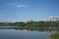 Водосховище у Трускавці