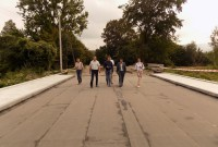 міст в Бориславі