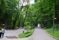 парк Трускавця