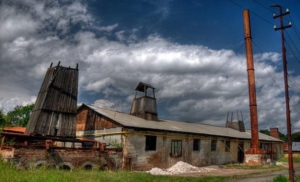 солевиварювальний завод