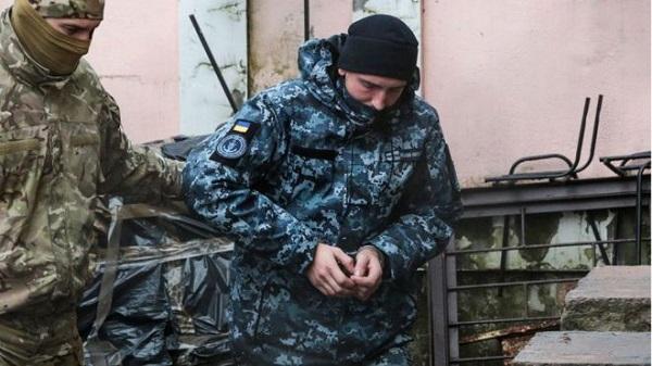 арешт моряків