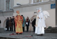 ялинка в Дрогобичі